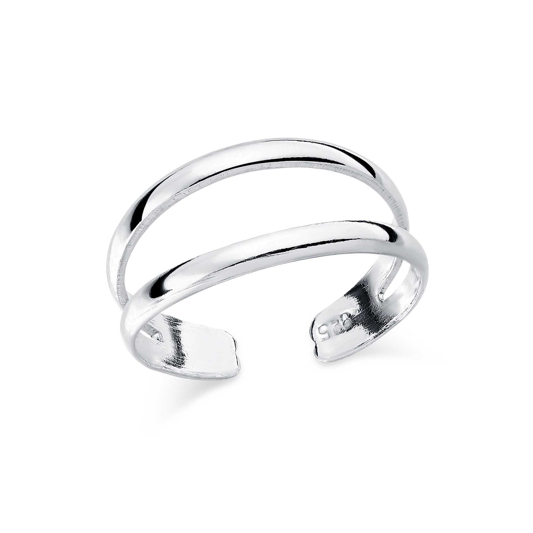 792-361 - 925 Sterling Silver Toe Ring