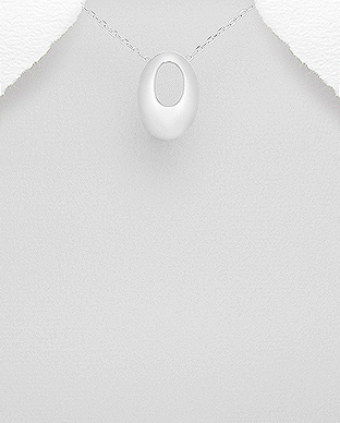 706-23806 - 925 Sterling Silver Pendant
