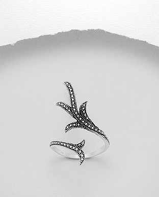 706-27457 - 925 Sterling Silver Ring