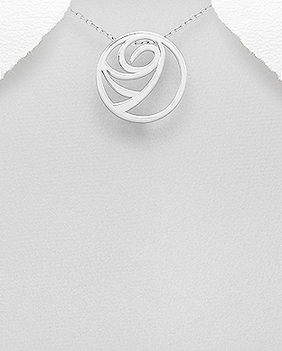 706-29021 - 925 Sterling Silver Pendant