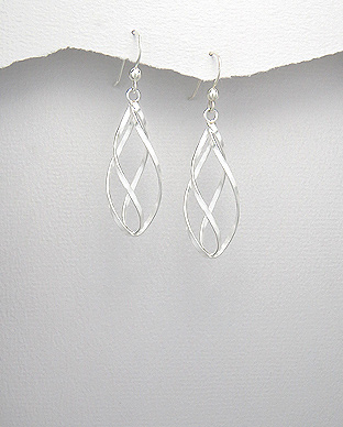 706-14274 - 925 Sterling Silver Earrings