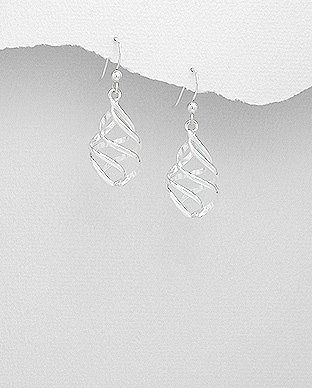 706-20209 - 925 Sterling Silver Earrings